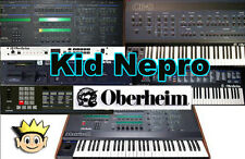 Kid Nepro Oberheim Matrix 12 & Xpander Sound Library - 100 New Sounds Sysex