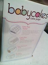 BABYCAKES CAKE POP MAKER BY SELECT BRANDS MODEL#CP-12