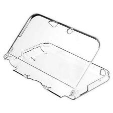 Transparent Protective Clear Crystal Hard Plastic Case Cover for Nintendo 3DS XL