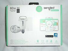 "Sengled Smart LED Tunable White A19 Starter Kit, 2 Bulbs & Hub - ""NEW"""