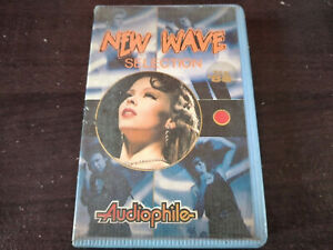 VARIOUS ARTISTS - New Wave Selection CASSETTE TAPE / Made In Indonesia