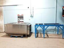 """ Sunset"" Fluid Cooler Industrial H-Duty 400gl. S.Steel Fluid Storage Mixingtank"