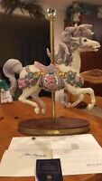 """""""House of Faberge"""" """"The Imperial Rose Carousel Horse"""""""