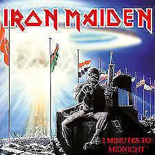 """Iron Maiden - 2 m To Midnight New 7"""""""