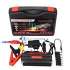 Portable 68800mAh Car Jump Starter Pack Booster Battery Charger 4 USB Power Bank
