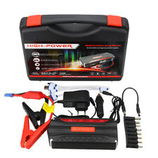 Portable 68800mAh Car Jump Starter Pack Booster Battery Charger 4 USB Power Bank