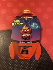 New ListingDisney Pin Toy Story Pixar Alien Remix Anger Pin Series 1/6
