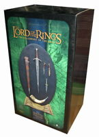Arms of the Fellowship 2 Herr der Ringe Waffen Lord of the Rings Statue Sideshow