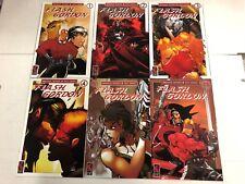 Flash Gordon #1 2 3 4 5 6 Comic Book Set 2008