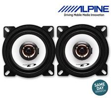 """Alpine 4"""" (10cm) 2-Way 180W altavoces coaxiales de Audio Estéreo Radio De Coche"""