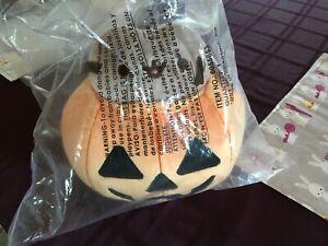Pusheen Pumpkin Cat Plush Jack O' Lantern New Halloween Hot Topic Exclusive