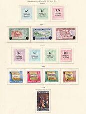 TOKELAU ISLANDS ^^^^1966-69 hinged    sets    on page $$@ sc112x xb