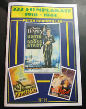 333 Filmplakate 1910-1944 - Peter Kranzpiller