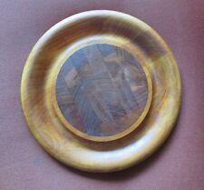 Dansk Inlaid Teak Wood  Cheese Tray IHQ Quistgaard Design