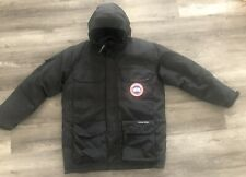 Canada Goose mens / unisex Black Winter Jacket Coat Hood size Small