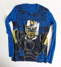 Boys Shirt XL 16/18 Royal Blue Football NWT