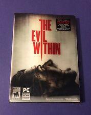 The Evil Within *Launch Edition + Bonus DLC* (PC) NEW