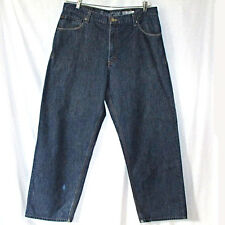 Mens Levis SilverTab Baggy Blue Jeans 38 X 32
