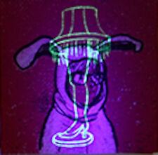 A Christmas Story Art Print Leg of Lamp Glow in the Dark GID Major Award