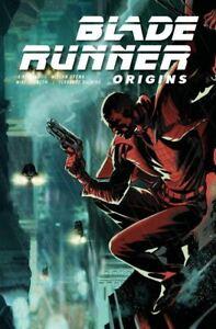 Blade Runner: Origins #3 Cover C Dagnino