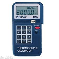 1pcs NEW PROVA-125 Temperature Calibrator Digital Tester Meter