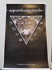 A Perfect Circle 11X17 promo concert tour TOOL poster tickets cd