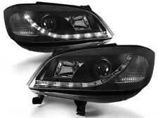 LED HEADLIGHTS LPOP42 OPEL ZAFIRA A 1999 2000 2001 2002 2003 2004 2005 BLACK