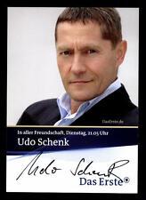 Udo Schenk In aller Freundschaft Original  Signiert ## BC 39695