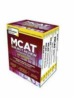 Princeton Review Mcat Subject Review Complete Box Set by Princeton Review #6202