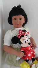 "Reborn 31"" Ethnic Hispanic/Biracial/AA/ Toddler Girl Doll ""Maya"" -with armature"