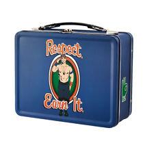 Wwe John Cena Respect Earn It Lunchbox New