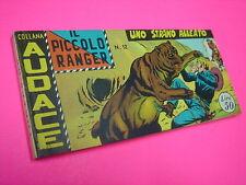IL PICCOLO RANGER STRISCIA 4 ° Quarta IV serie n. 12 originale EDICOLA