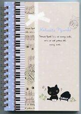 San-X Kutsushita Nyanko Cat Spiral Notebook Memo #13
