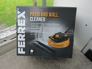 KARCHER COMPATIBLE FERREX PATIO & WALL CLEANER (FITS 'K' SERIES KARCHER WASHERS)