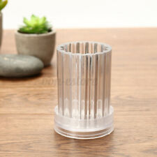 Transparent Candle Mold Cylinder Making Mould Handmade Soap Clay Tool Craft DIY