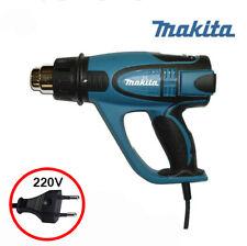 Makita HG6500 Heat Gun 2000W 70~650°C LCD Display / 220V