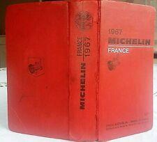 Guide MICHELIN France 1967 TCF = Bon état