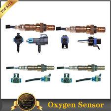 Upstream Downstream F&R Denso Oxygen Sensor 4PCS For 2001 Silverado 1500 HD 6.0L
