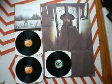 George Harrison All Things Must Pass Vinyl UK 1970 Apple 1st Press Deeper Box LP
