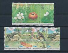 LO10299 Indonesia animals fauna flora nature fine lot MNH