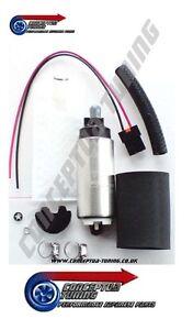 255lph 500hp Genuine Walbro Fuel Pump- For Series 1 Mitsuoka Galue I RB20E