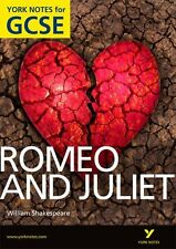 Romeo and Juliet: York Notes for GCSE (Grades A*-G) 2010,John Polley