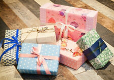 I'll  gift wrap your order  / Beautiful Gift wrapping Valentine's Day Birthday
