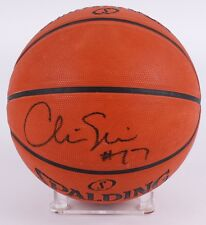 MARIO ELIE SIGNED FULL SIZE NBA GAME BALL SERIES ROCKETS SUN SPURS WARRIOR 76ers