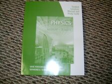 Student Solutions Manual For Serway/Jewett's Physics For Scientists And Engineer