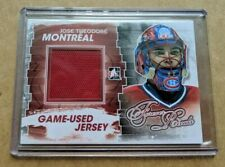 12/13 Jose Theodore ITG Forever Rivals Game Used Jersey Red #M-45