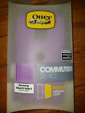 Otter Box Commuter Series fits Samsung Galaxy Note 4 Opal Purple Part A Internal
