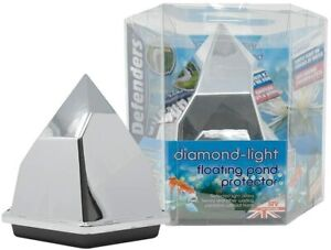 Diamond Light Floating Pond Protector Protects Fish From Herons Birds Deterrent