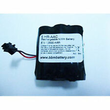 5HR-AAC Battery 6v /2.5Ah Genuine Replacement Battery