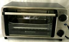 Toastmaster TM-102TR 4-Slice Toaster Oven 10-Litre Silver